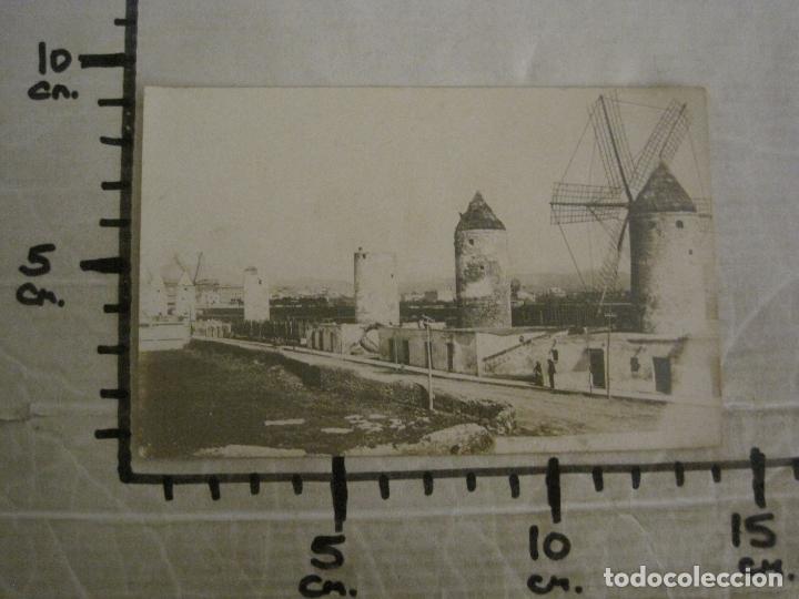Postales: PALMA DE MALLORCA-EL MOLINAR-MOLINOS DE VIENTO-POSTAL FOTOGRAFICA-VER FOTOS-(62.138) - Foto 4 - 176018642