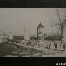 Postales: PALMA DE MALLORCA-EL MOLINAR-MOLINOS DE VIENTO-POSTAL FOTOGRAFICA-VER FOTOS-(62.138). Lote 176018642