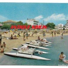 Cartes Postales: PALMA DE MALLORCA .- PLAYA DE CAN PASTILLA .- FOTO PLANAS Nº 1057. Lote 176392010