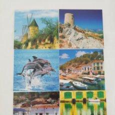 Postales: LOTE DE 6 POSTALES DE MALLORCA. Lote 176424878