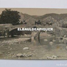 Postales: POLLENZA 89. POLLENSA. TJ. ESCRITA AL REVERSO 1921. CCTT. Lote 176448650