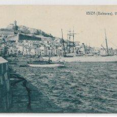 Postales: EIVISSA / IBIZA - VISTA GENERAL - P29393. Lote 176746605