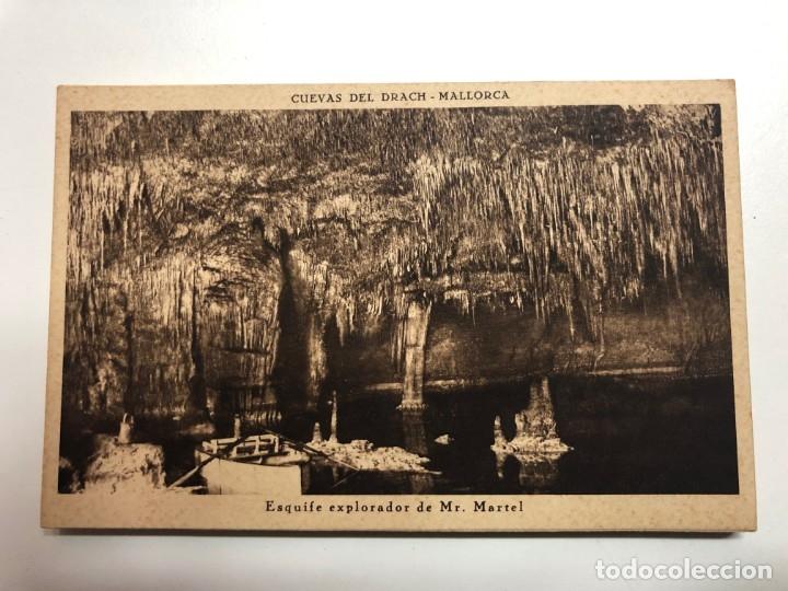 Postales: POSTALES DE LAS CUEVAS DEL DRACH EN PORTO-CRISTO-MALLORCA - Foto 4 - 176807422