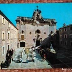 Postales: MALLORCA - SANTUARI DE LLUC - PATIO OBISPO CAMPINS. Lote 176887535
