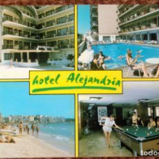 Postales: HOTEL ALEJANDRIA - EL ARENAL - MALLORCA. Lote 176887633