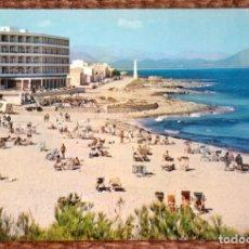 Postales: CAN PICAFORT - MALLORCA. Lote 176887693