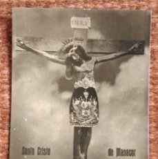 Postales: SANTO CRISTO DE MANACOR - ED.: J. VENY. Lote 176888512