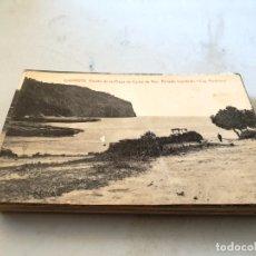 Postales: POSTAL ANTIGUA MALLORCA. ANDRAITX. FONDO DE PLAYA DE CAMP DE MAR.. Lote 177825668