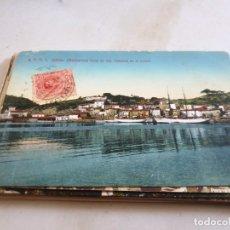 Postales: POSTAL ANTIGUA MALLORCA. SÓLLER. VISTA DE STA, CATALINA. ATV 1. CIRCULADA.. Lote 177948883