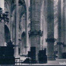 Postales: POSTAL PALMA DE MALLORCA - INTERIOR DE LA CATEDRAL - TRUYOL. Lote 178001525