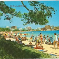Postales: MAGALUF (MALLORCA) PLATJA - ICARIA 3135 - S/C. Lote 178045254