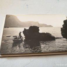 Postales: POSTAL ANTIGUA MALLORCA. POLLENSA. COSTA NORTE. BESTARD. . Lote 178056308