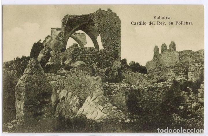Postales: COLECCIÓN DE 11 ANTIGUAS POSTALES DE MALLORCA. PALMA Y OTROS LUGARES - Foto 3 - 178674686