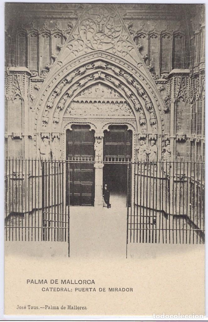Postales: COLECCIÓN DE 11 ANTIGUAS POSTALES DE MALLORCA. PALMA Y OTROS LUGARES - Foto 8 - 178674686