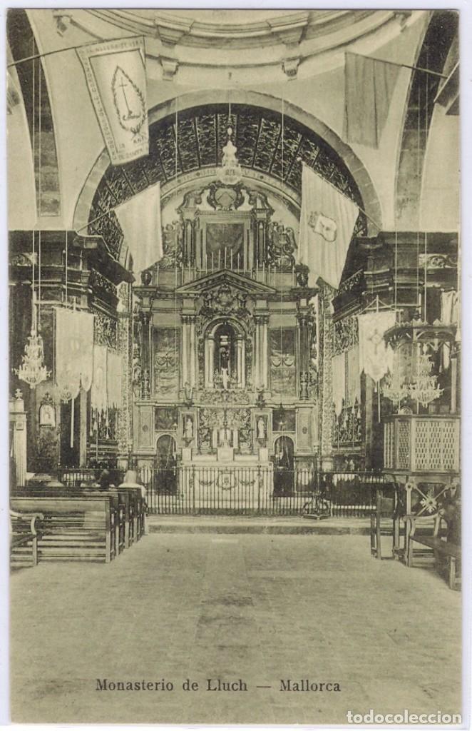 Postales: COLECCIÓN DE 11 ANTIGUAS POSTALES DE MALLORCA. PALMA Y OTROS LUGARES - Foto 9 - 178674686
