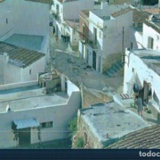Postales: POSTAL IBIZA (BALEARES) CALLE TÍPICA - EXCLUSIVAS CASA FIGUERETAS Nº 202. Lote 178893687