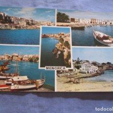 Postales: POSTAL DE MENORCA. Lote 178936473