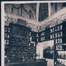 Postales: POSTAL DE VALLDEMOSA - MALLORCA ANTIGUA FARMACIA DE LA CARTUJA Nº 7 DE FOTO MACIA. Lote 179038523