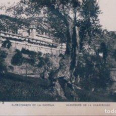 Postales: POSTAL DE VALLDEMOSA -ALREDEDORES DE LA CARTUJA Nº 3 DE FOTO MACIA. Lote 179038675