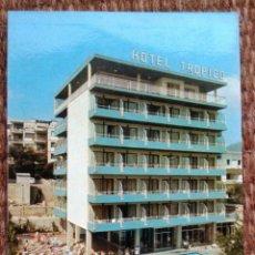 Postales: HOTEL TROPICO - PALMA NOVA - MALLORCA. Lote 179080032