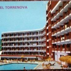 Postales: HOTEL TORRENOVA - PALMA NOVA - MALLORCA. Lote 179080080