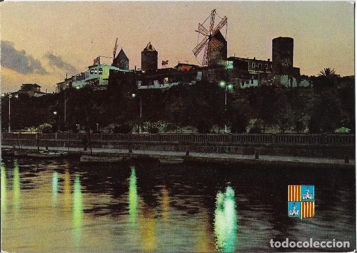 PALMA (MALLORCA) MOLINS D'EN JUNQUET - ICARIA 15035 -S/C (Postales - España - Baleares Moderna (desde 1.940))
