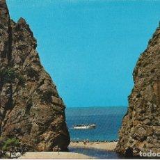 Postales: MALLORCA, LA CALOBRA, TORRENTE DE PAREIS - FLOR DE ALMENDRO Nº 1358 - S/C. Lote 179089435