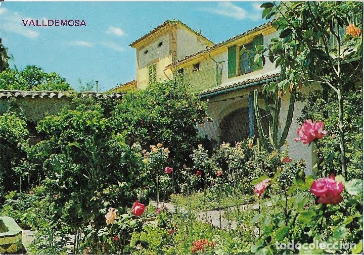 VALLDEMOSA(MALLORCA) JARDINES DE LA CARTUJA - EDICIONES BOHIGAS Nº 601 - S/C (Postales - España - Baleares Moderna (desde 1.940))