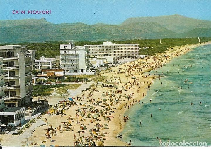 MALLORCA, CA'N PICAFORT, VISTA PARCIAL - ICARIA 7156 - S/C (Postales - España - Baleares Moderna (desde 1.940))