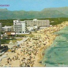 Postales: MALLORCA, CA'N PICAFORT, VISTA PARCIAL - ICARIA 7156 - S/C. Lote 179089851