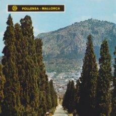 Postales: MALLORCA, POLLENSA , VISTA PARCIAL - ICARIA 7027 - S/C. Lote 179248906