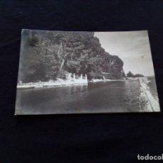 Postales: POSTAL FOTOGRÁFICA MALLORCA JARDINES DE RAIXA EL LAGO EDICIÓN TRUYOL. Lote 179518751