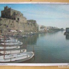 Postales: CIUTADELLA (MENORCA) - PUERTO. Lote 179956352