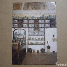 Postales: CARTUJA DE VALLDEMOSSA. MALLORCA. BOTICA. SIGLO XVII N. 6. Lote 180036042