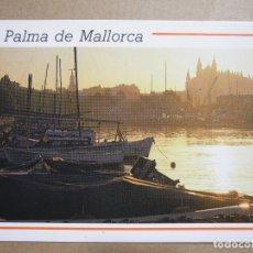 Postales: MALLORCA. PALMA LA CATEDRAL. ED. PALMA 1059 A CIRCULADA 1992 . Lote 180037342