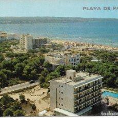 Postales: MALLORCA, PLAYA DE PALMA, S'ARENAL - ICARIA 5054/A - S/C. Lote 180094493