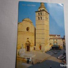 Postales: POSTAL INCA -STA.MARIA LA MAYOR --CIRCULADA. Lote 180267360