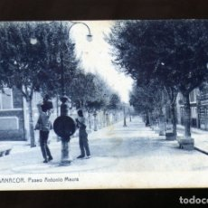 Postales: BONITA Y CURIOSA POSTAL DE MANACOR (MALLORCA) AÑOS 30 SIN CIRCULAR. Lote 181083045