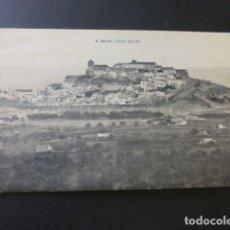 Postales: IBIZA VISTA PARCIAL. Lote 181406503