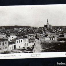 Postales: BONITA POSTAL FOTOGRAFICA DE MANACOR (MALLORCA ) VISTA GENERAL DEL PUEBLO SIN CIRCULAR AÑOS 1930/40. Lote 181512991