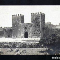 Postales: BONITA POSTAL FOTOGRAFICA DE LA MURALLA DE ALCUDIA COLECCIÓN BESTARD MUY ANTIGUA 1930/40. Lote 181513260