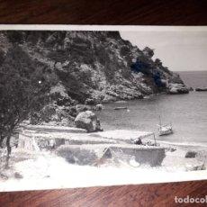 Cartes Postales: Nº 4916 POSTAL SOLLER EN LA CALOBRA MALLORCA CHIRINGUITO BAR. Lote 182384650
