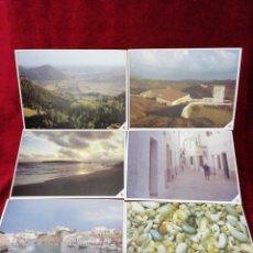 Postales: LOTE DE 16 POSTALES DE MENORCA. Lote 182473286