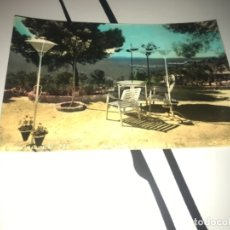 Postales: ANTIGUA POSTAL PALMA VISTA DESDE HOSTAL BON SOL. Lote 182803686