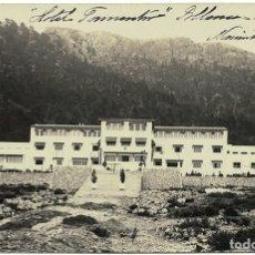 Postales: HOTEL FORMENTOR – POLLENSA – MALLORCA – POSTAL FOTOGRÀFICA (CIRCULADA EN 1929). Lote 182811183