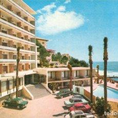 Postales: PALMA DE MALLORCA - PLAYA DE CALAMAYOR - HOTEL SANTA ANA - ED. IGOL - RAREZA. Lote 182899461