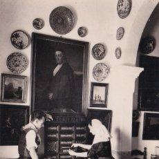 Postales: MALLORCA - ESCENA TÍPICA EN CASA MULET - GENOVA - FOTO TRUYOL - SELLO RODOVRE AVIS. Lote 183172130