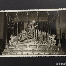 Postales: PALMA DE MALLORCA-SEMANA SANTA-FOTOGRAFICA CASA PLANAS-POSTAL ANTIGUA-(64.346). Lote 183322907