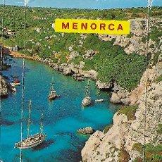 Postales: MENORCA - LIBRETO CON 21 POSTALES (AÑOS 70). Lote 183387030