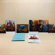 Postales: SET DE SEIS POSTALES DEL MUSEO KREKOVIC. Lote 183400550